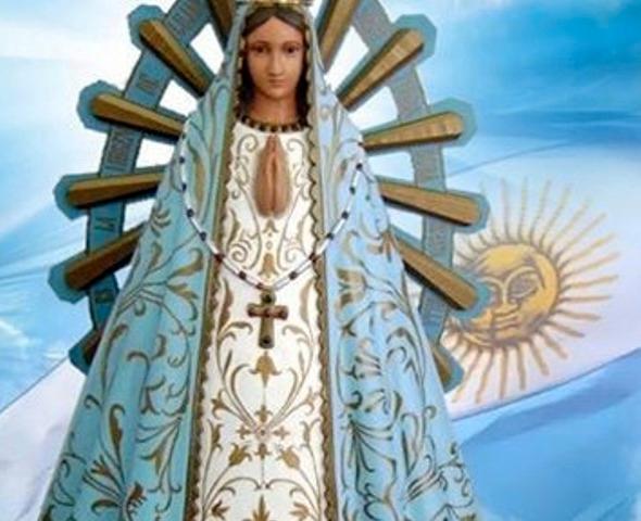 8 de Mayo: Nuestra Señora de Luján, Patrona de la Argentina